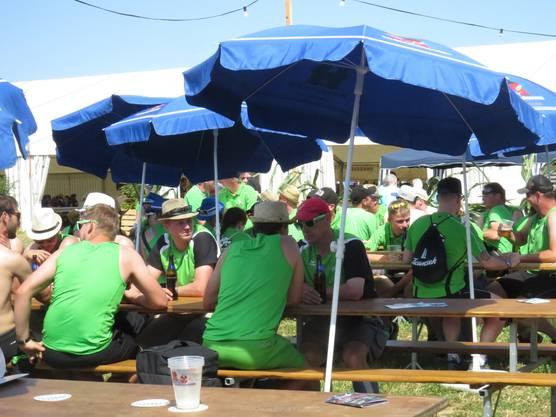 Beim kantonalen Turnfest in Remigen turnten und feierten am Wochenende 153 Vereine und zahlreiche Besucher genossen die entspannte Atmosphäre.