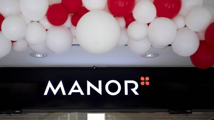 Auch die Manor-Kette ist an der neuen Einkaufsgesellschaft beteiligt (Archivbild).