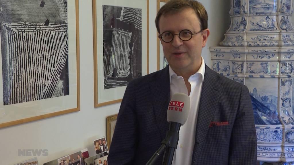 BDP mischt Wahlkampf auf: Claudio Righetti will Stadtpräsident werden