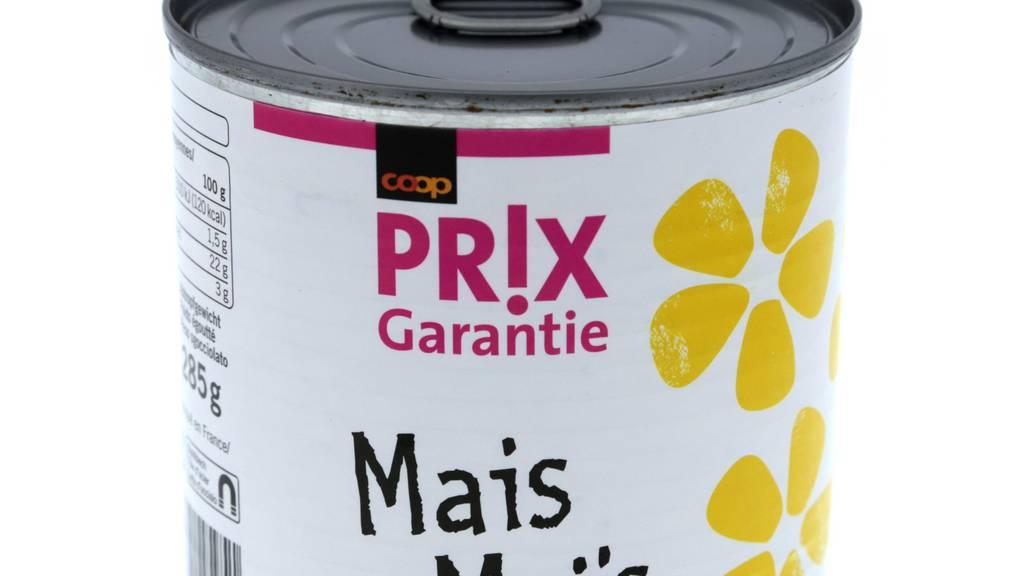Fehlerhafte Nähte: Coop ruft Prix Garantie Mais zurück