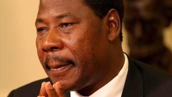 Sieht sich Betrugsvorwürfen ausgesetzt: Benins alter und neuer Präsident Boni Yayi (Archiv)