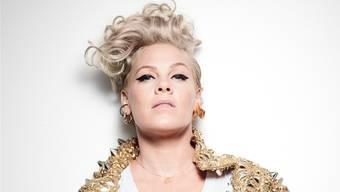 Die perfekte Pop-Handwerkerin: Alecia Moore alias Pink. Sølve Sundsbø