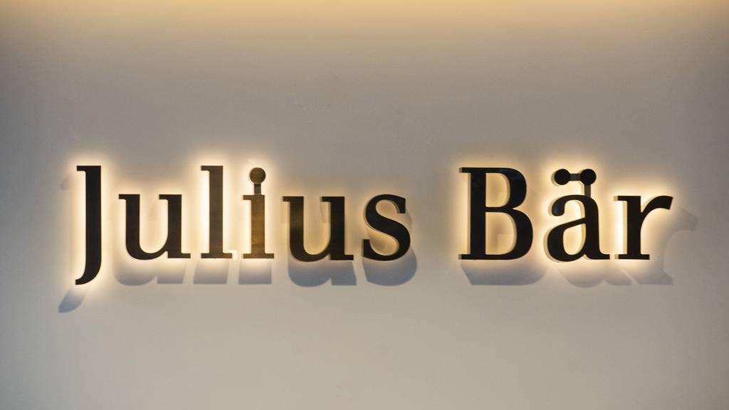 Finanzmarktaufsicht rügt Julius Bär für schwere Mängel bei Bekämpfung von Geldwäscherei