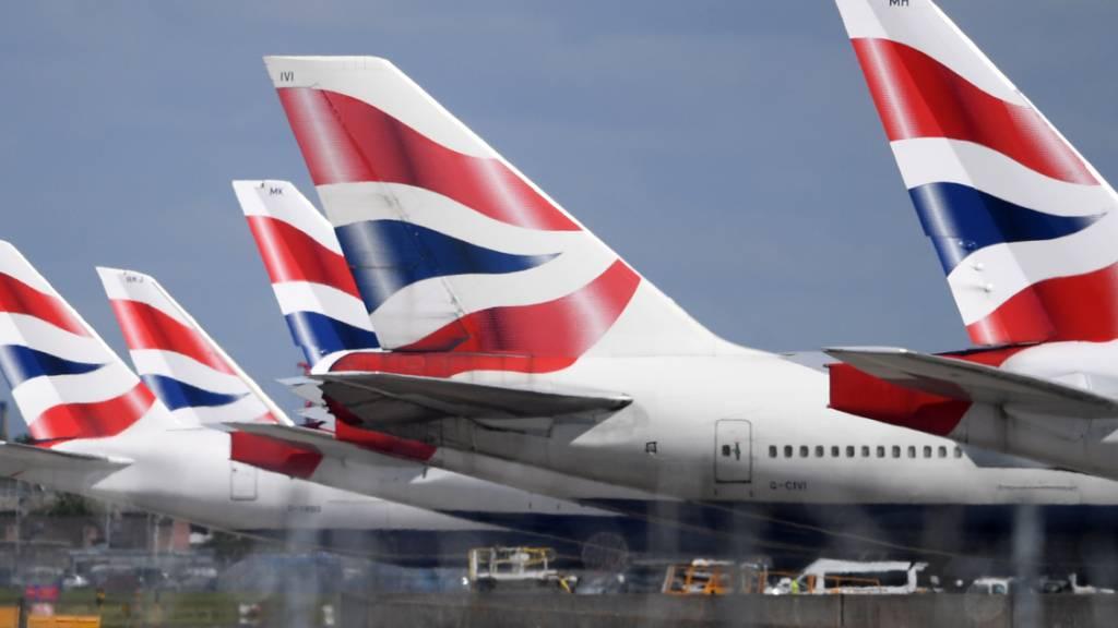 British-Airways-Mutter IAG mit weiterem Milliardenverlust