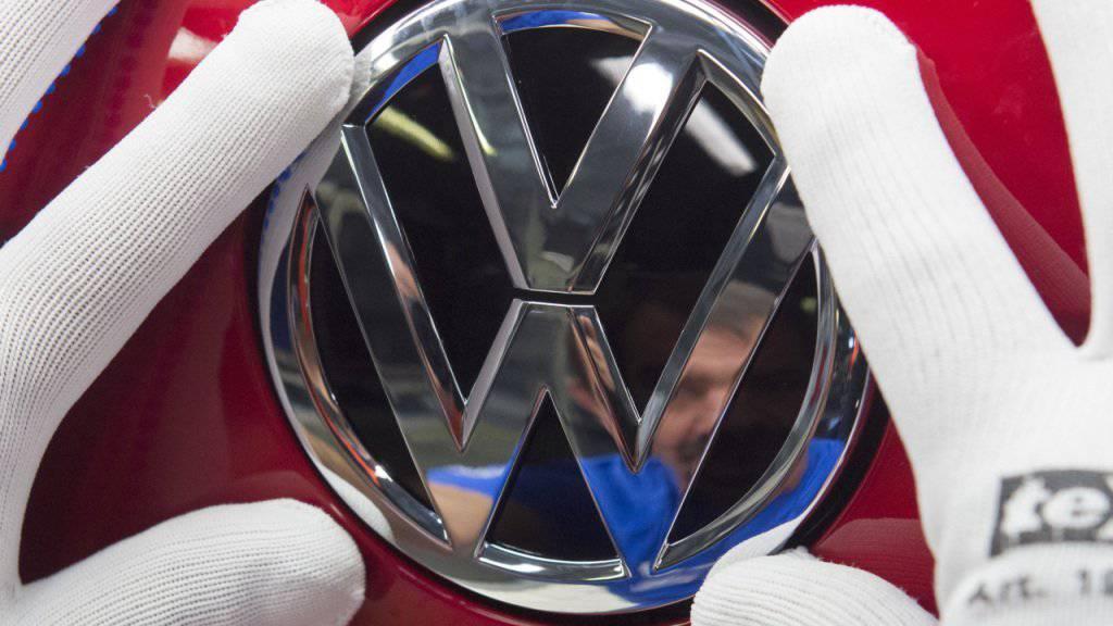 Volkswagen steht in den USA vor neuen Problemen (Symbolbild).