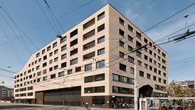 Die Jury ist begeistert: Wohn- und Gewerbesiedlung Kalkbreite in Zürich.
