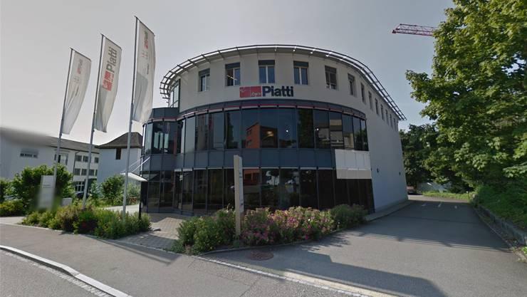 Der Hauptsitz der Bruno Piatti AG in Dietlikon.