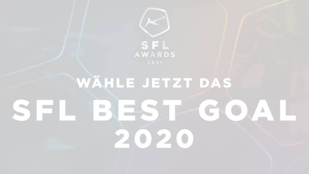 Beste Tore des Jahres 2020