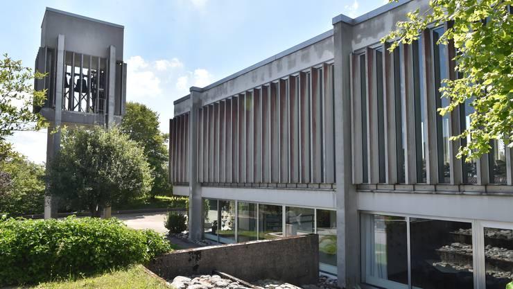 Die Kirchgemeinde Niederamt will sich künftig auf drei Kerngebäude konzentrieren: Die reformierte Kirche in Lostorf...
