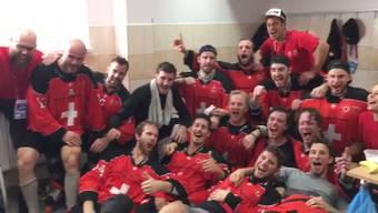 Die Schweiz gewinnt an den World-Games die Bronzemedaille.
