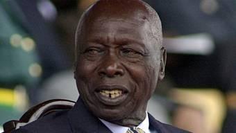 Kenias ehemaliger Präsident Daniel arap Moi ist verstorben. (Archivbild)