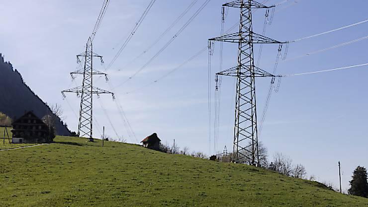 Der Wirtschaftsdachverband economiesuisse ist bei der Energiestrategie 2050 gespalten. Er hat deshalb keine Parole für die kommende Abstimmung am 21. Mai gefasst. (Symbolbild)