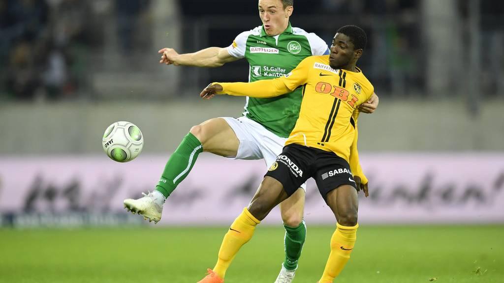 FC St.Gallen kriegt die meisten Fördergelder