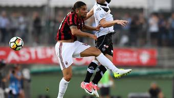 Erfolgreiches Milan-Debüt für Ricardo Rodriguez