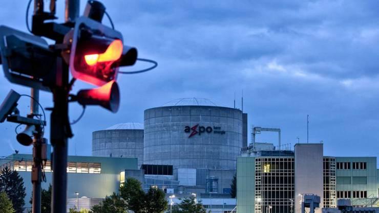 Am 9. Dezember vor 50 Jahren nahm Block I des Kernkraftwerks Beznau den kommerziellen Betrieb auf (Archivbild).