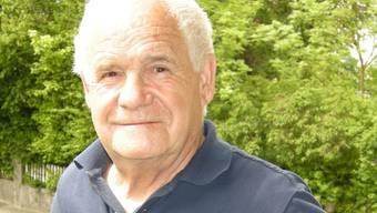 Hermann Sahli ist Obmann der Fischpacht-Gruppe Mülibach.