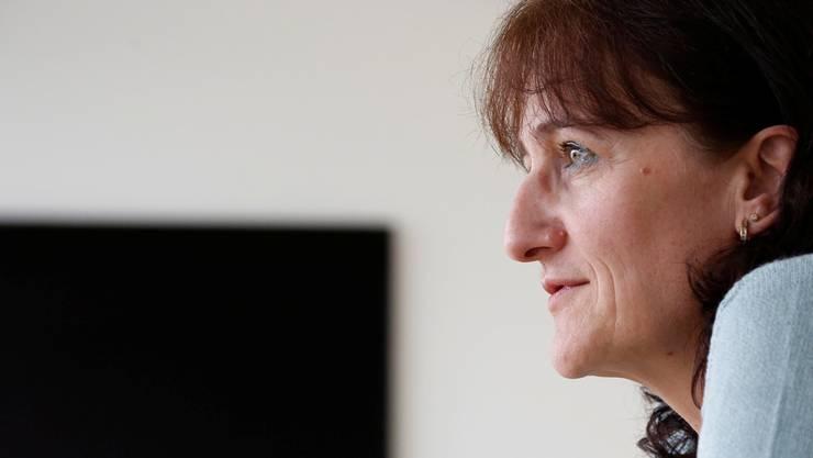 Jovanka Bozic-Ivanovic sieht trotz Arbeitsplatzverlust nach 26 Jahren bei der Scintilla nicht nur schwarz.
