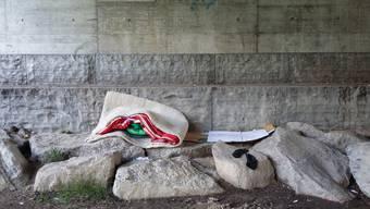 Damit Obdachlose in Olten in den Winternächten ein Dach über dem Kopf haben, will der Verein «Schlafgut» Container als Notschlafstelle einrichten.