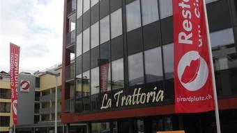Vorwärtsstrategie: Das Restaurant am Girardplatz hat neu sieben Tage in der Woche geöffnet. zvg