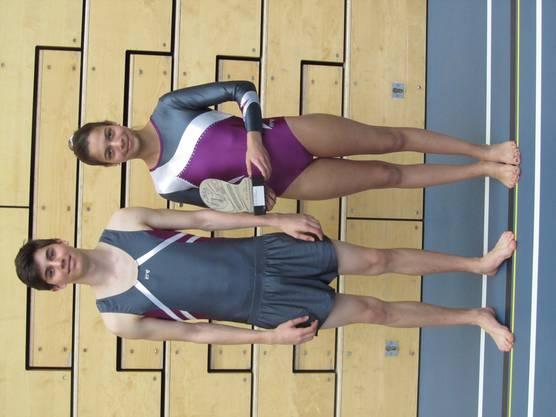 Sieger vom TSV Rohrdorf in der Kategorie Sie & Er. Susan Al-Yafei und Yves Warden