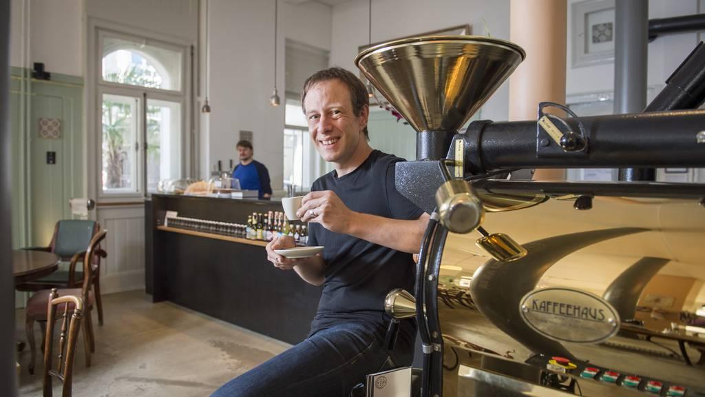 Kaffeehaus hat einen «goldenen» Kaffee
