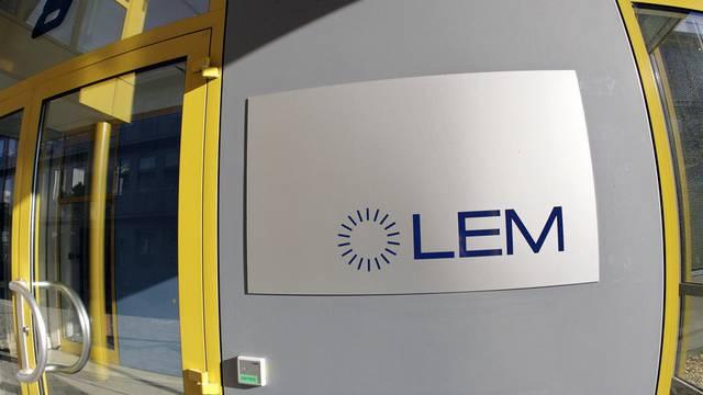 Stellt Strom- und Spannungswandler her: Das Genfer Unternehmen Lem (Archiv)
