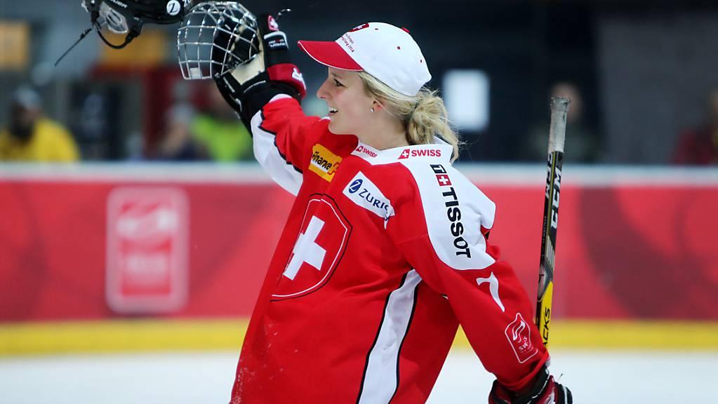 Lara Stalder gelingt in Schweden Historisches