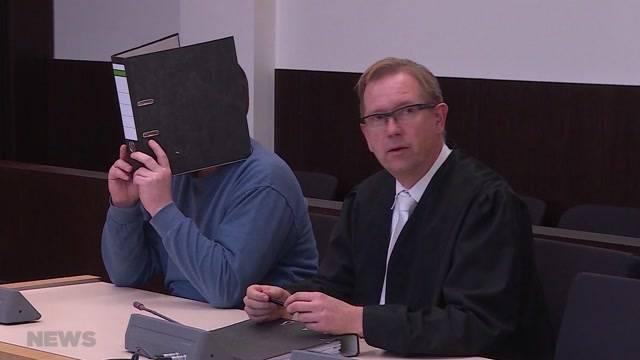 Staatsanwaltschaft zieht Urteil gegen Werner C. weiter