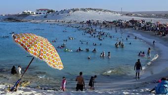 Im Vergleich zum letzten Jahr verbringen wieder mehr Schweizer ihre Ferien in Ägypten.