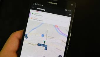 Uber-Pop-Fahrer vor Bezirksgericht Dietikon