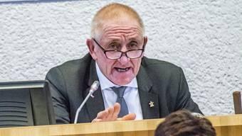 Hannes Schweizer: «Viele wünschen mich im Gemeinderat.»