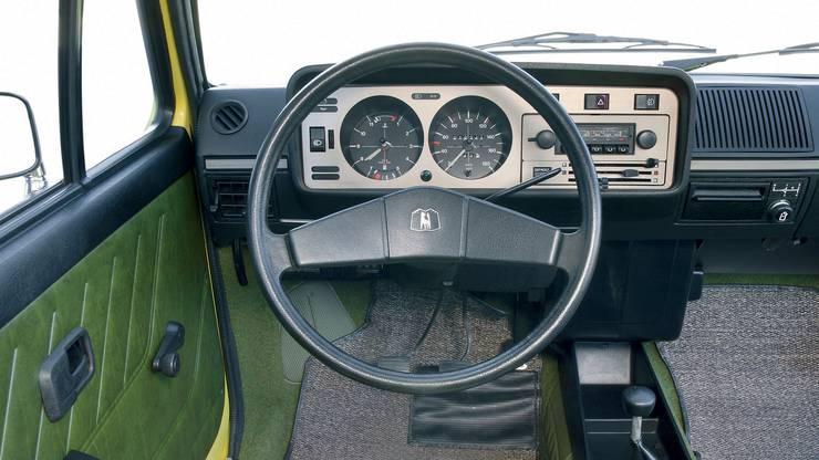 VW Golf I, 1974