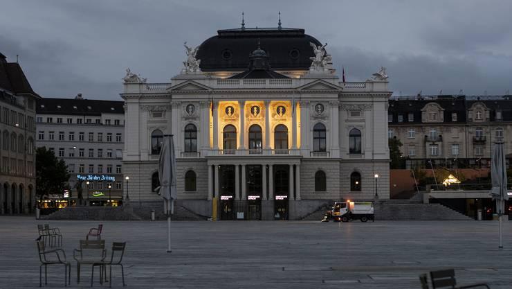 Zürich erhält das Geld für seine Aufwendungen für das Opernhaus, die Tonhalle und das Schauspielhaus.