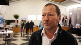 Hardy Jäggi, Präsident des Vereins Pro Wasseramt.