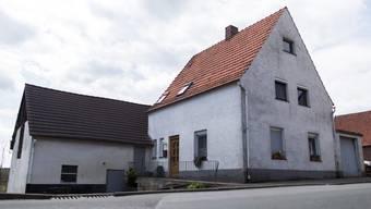 Das Horror-Haus, in dem eine Frau wochenlang misshandelt worden ist.