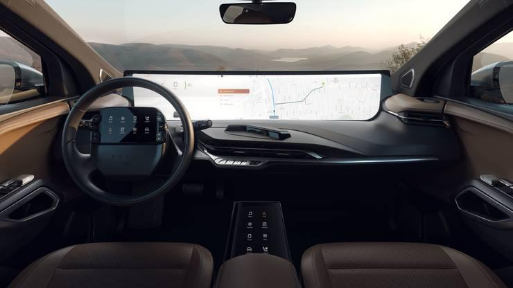 Byton Cockpit