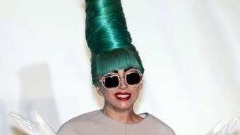 Lady Gaga übt sich als Weihnachtsdekorateurin (Archiv)