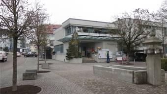 Die Post schliesst ihre Filiale in Würenlos. az/archiv