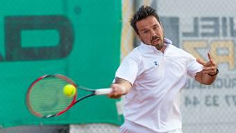 Bilder Aargauer Senioren Meisterschaft Tennis