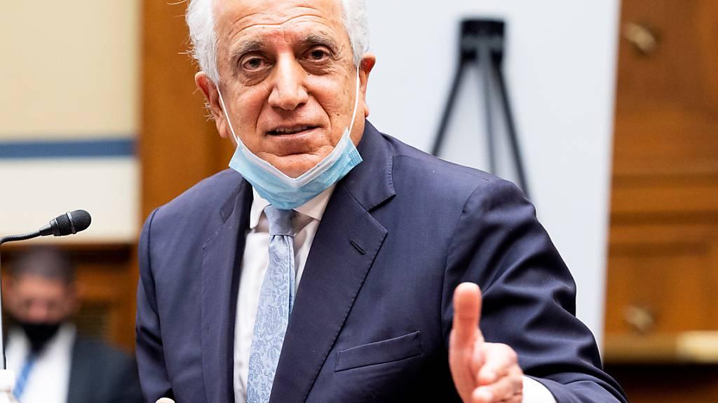 US-Gesandter bespricht in Kabul Afghanistan-Konferenz