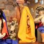 Zu früh gebetet: Im Pfarreizentrum St. Josef in Schlieren sind achtzig Krippen ausgestellt