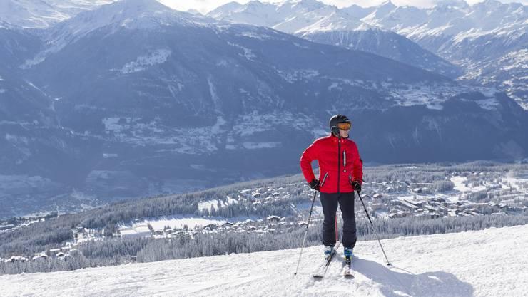Ski fahren im April? Macht das Wetter mit, könnte es die Zahlen des miserablen Winters etwas aufbessern.