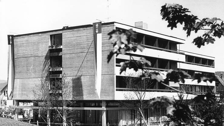 1966 wurde der Ruggacker eröffnet