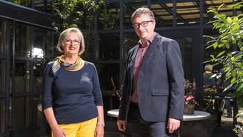 Linda Baldinger ist seit 2007 Leiterin des RAV in Brugg und wird Ende Monat pensioniert. Ihren Posten übernimmt Adrian Schmutz.