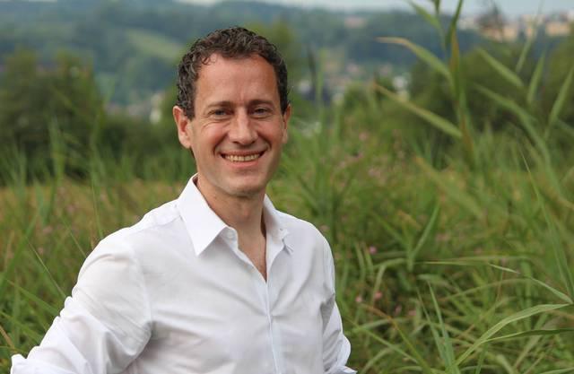 Matthias Betsche von Pro Natura Aargau.