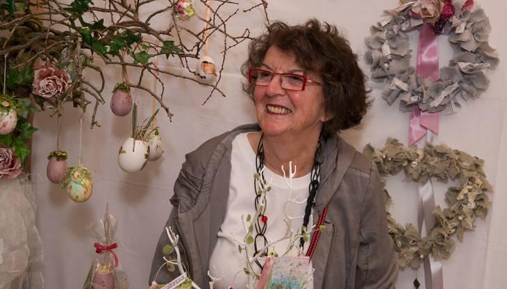 Kathrin Perler, die Organisatorin von Kleinundfein