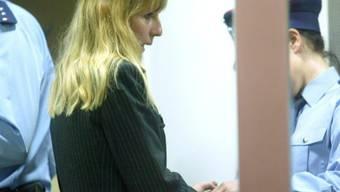 Michelle Martin im Jahr 2004