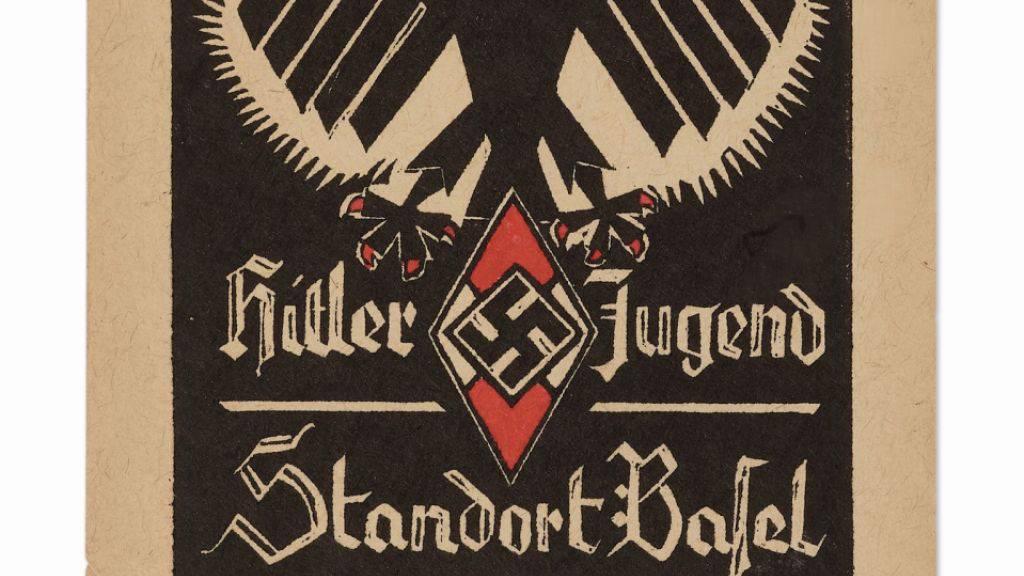 Ausstellung zu Basel während der Nazi-Zeit im Historischen Museum