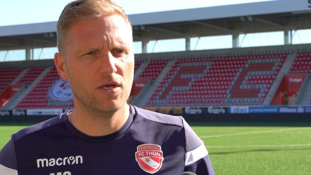 FC Thun droht der Abstieg in die Challenge League