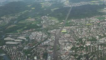 Aarau ist weiterhin die grösste Stadt im Kanton.